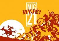 Mig 21 HYJÉ tour - České Budějovice
