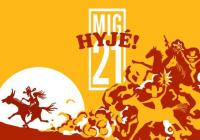Mig 21 HYJÉ tour - Písek
