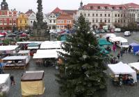 Vánoční trhy - Chrudim