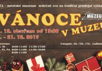 Vánoce v muzeu Letohrad