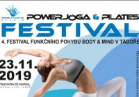 Powerjóga & Pilates Festival