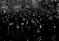 Lampionový průvod - Brno