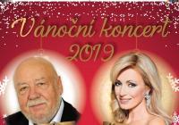 Vánoční koncert 2019 orchestru Václava Hybše