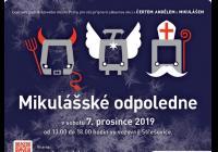 Mikulášské odpoledne ve vozovně Střešovice Praha