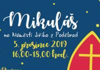 Mikuláš na náměstí - Hořice