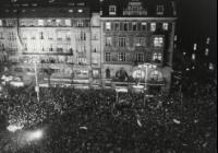 Listopad 1989 v pražských ulicích – komentovaná prohlídka