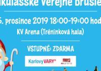 Mikulášské bruslení - Karlovy Vary