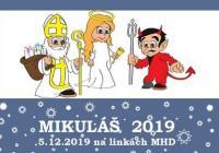 Mikulášský trolejbus - Hradec Králové
