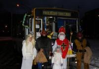 Mikulášský trolejbus - Teplice