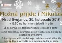 Mikuláš na hradě Svojanov