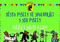 Masopust - Pyšely