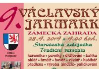 Václavský jarmark - Svojkov