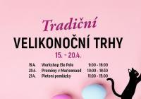 Velikonoční trhy v Olympii Mladá Boleslav