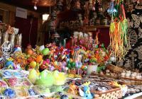 Velikonoční jarmark na zámku Mělník