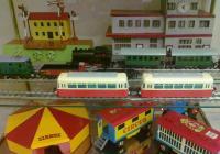 Výstava starých hraček 60. 70. a 80. léta Evropa a Asie