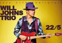 Will Johns Trio (UK/CZ)