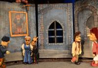 Loutkové představení na hradě Krakovec