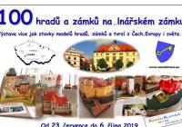 100 hradů a zámků na lnářském zámku
