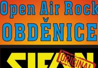 Open Air Rock Obděnice - Sidon original