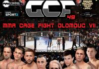 GCF 49: MMA Cage Fight Olomouc 7