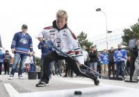 NHL Global Fan Tour - Brno