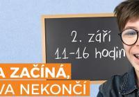 Škola začíná - Igy Centrum České Budějovice