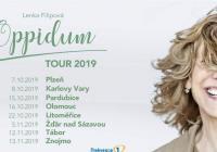 Lenka Filipová Oppidum tour 2019 - Žďár nad Sázavou
