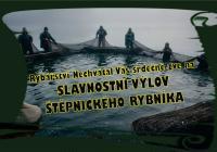 Výlov Štěpnického rybníka - Telč