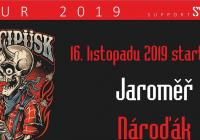 "Krucipüsk "" Country Hell"" tour 2019"