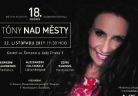 Koncert Edity Randové s Komorní filharmonií Pardubice