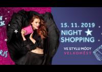 Night Shopping - Pardubice