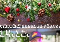 Vánoční Busking Párty – Tiny Beat, Bolehlav, The Pau