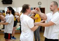 Trénink kung fu zdarma