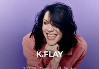 K.Flay v Praze