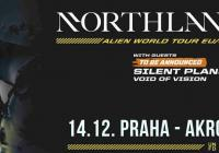 Northlane / Silent Planet / Void of Vision v Praze