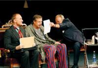 Francis Weber - Blbec k večeři - Lesní divadlo Chlum
