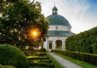 Víkend otevřených zahrad - Květná zahrada v Kroměříži