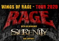 Wings Of Rage Tour
