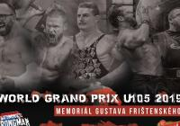 World Grand Prix U105 2019 s podtitulem Memoriál Gustava Frištenského