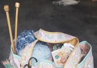 Kurz šití – taška na šicí potřeby