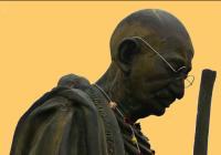 Mahátma Gándhí - přednáška