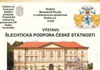Šlechtická podpora české státnosti - Zámek Boskovice