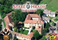 Léto s vínem a čokoládou - Hrad a zámek Staré Hrady