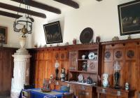 Netradiční prohlídky zámku Stekník