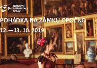 Pohádka na zámku Opočno