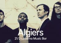 Algiers v Praze