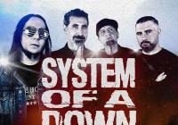 System of a Down v Praze