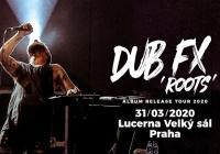 Dub FX v Praze