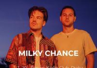Milky Chance v Praze