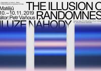 Výstava Jiřího Matějů: The Illusion Of Randomness/Iluze náhody